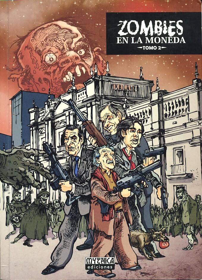 Zombies en la Moneda 2